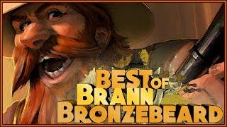 Hearthstone   Best of Brann Bronzebeard Funny