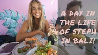 BALI WITH STEPH - Cafe and restaurant recomendations