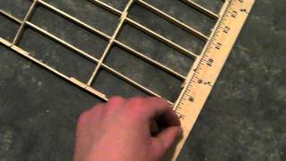 How to make a Popsicle Stick Floor