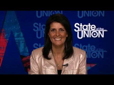Nikki Haley full State of the Union interview
