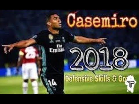 Casemiro 2018 | Real Madrid CF | Crazy Tackles, Skills & Goals BMO Elo da Vida Mundos Paralelos