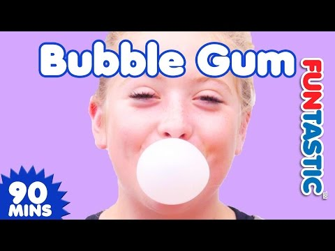 Bubble Gum Facts and Jokes | Funtastic News | Fun Facts