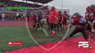 Puyallup Roughriders 8th vs. Parkland Raiders Championship Highlight Reel 2018