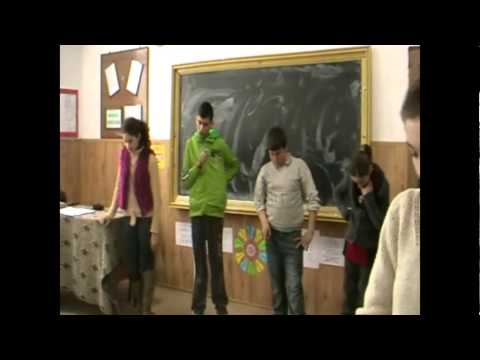 Sigma Art's Project: Educational Theatre and Drama for Roma in Romania - Year 1 - 2012