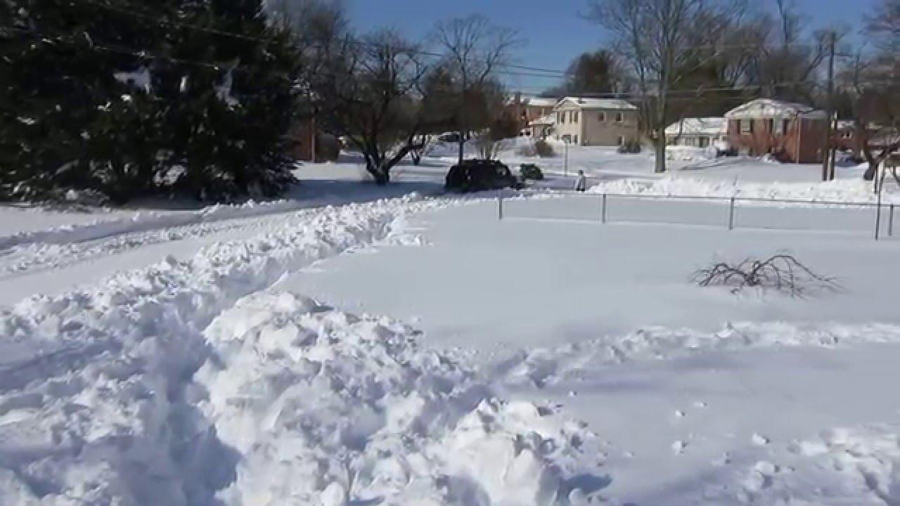 Used Fj Cruiser >> FJ Cruiser on 30+ inches of snow. Uncut Part 1 - YouTube