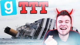 JAK ZATOPIŁEM TITANIC? | Garry's mod (Z Kumplami) #432 - TTT [#48] #Bladii #Po polsku #Zagrajmy w