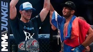 MMAjunkie Radio Fight Breakdown: Mousasi vs. MacDonald