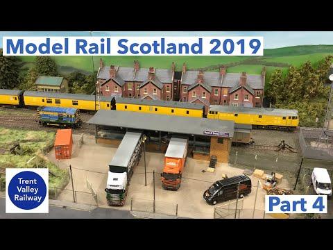 Model Rail Scotland 2019 - Part 4