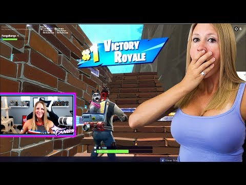 HUGE BACK TO BACK WINS W/ HALF WOLF SKIN!! Fortnite : Battle Royale Season 6