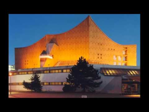 Visite de la Philharmonie de Berlin