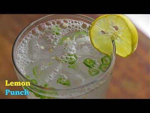 Lemon Punch | మళ్ళీ మళ్ళీ తాగాలనిపించే లెమన్ జ్యూస్ | How To Make Lemon Juice