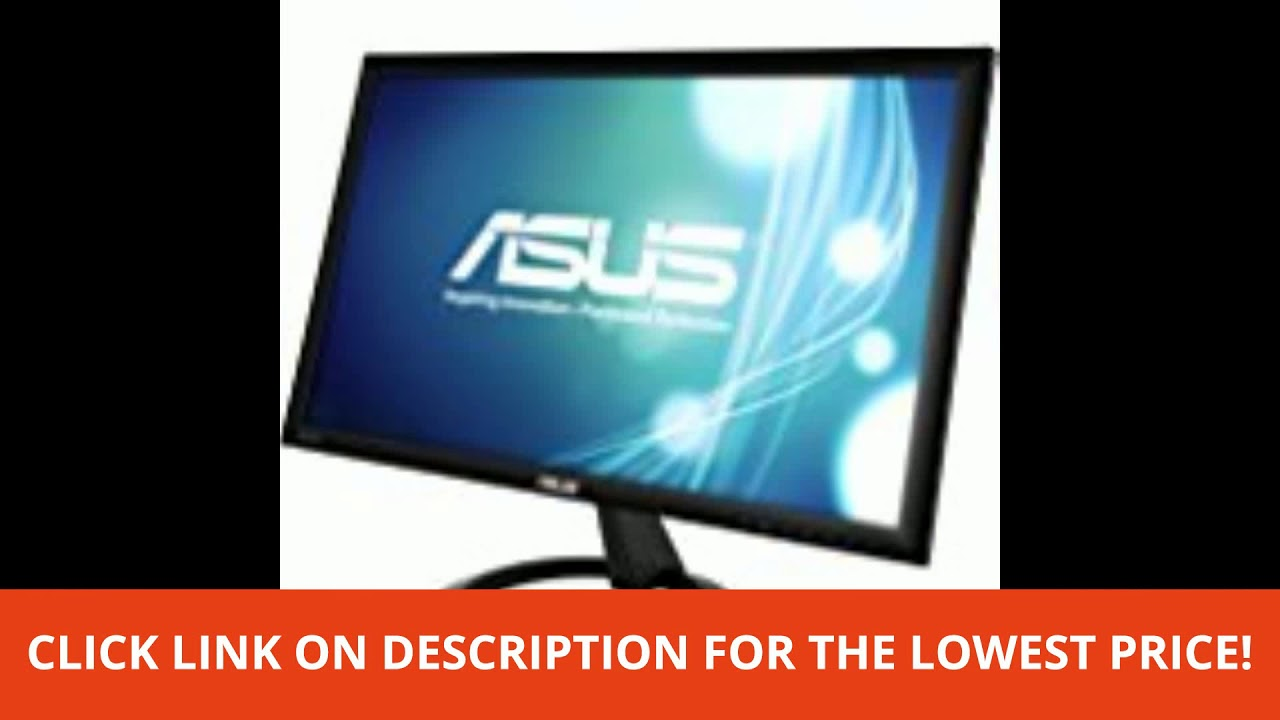 New ASUS VP228H Gaming Monitor 21 5-inch FHD 1920x1080 1ms