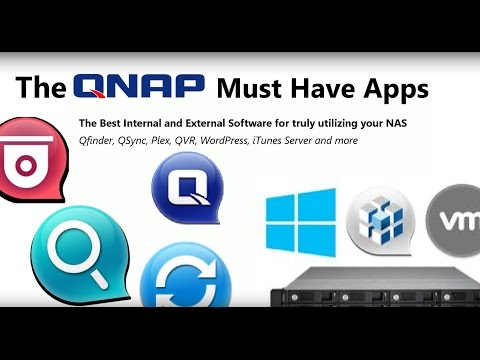 The Best software for your QNAP NAS for your PC, Mac and App Center