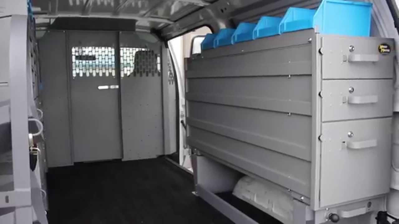 Kargo Master Van Equipment Youtube