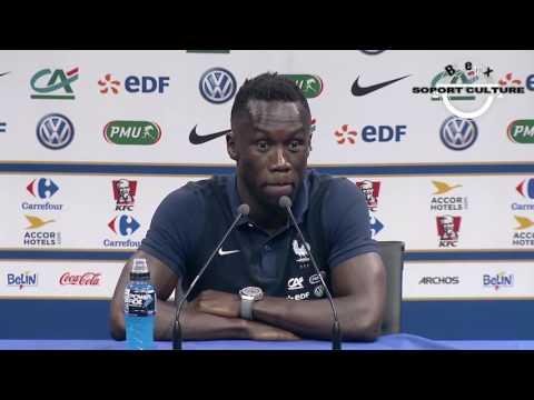 Sagna interview (Euro 2016 France)HD