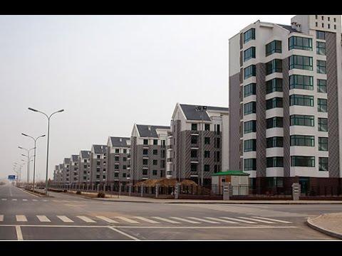 Le città fantasma cinesi in Africa