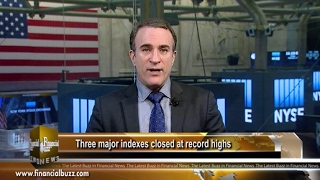 LIVE - Floor of the NYSE! Feb. 17, 2017 Financial News - Business News - Stock News - Market News