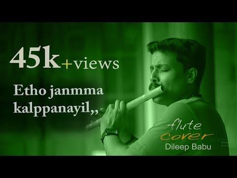 Etho Janma Kalppanayil | Paalangal [ 1982] [Flute] Song By, Dileep Babu thumbnail