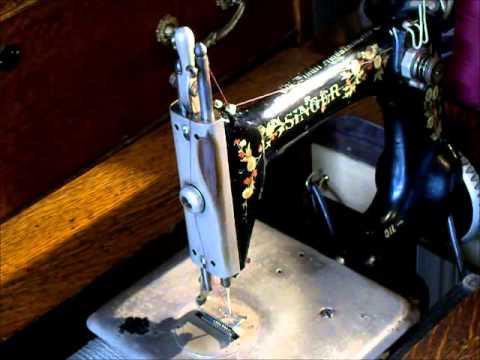 Singer 24-7 Sewing Machine
