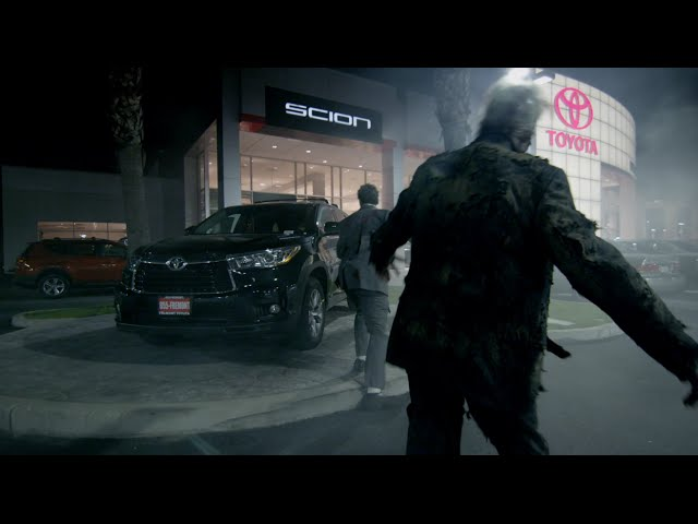 Fremont Toyota Scary Deals - 60 sec Commercial