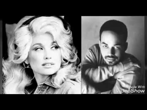 JAMES INGRAM/DOLLY PARTON. THE DAY I FALL IN LOVE