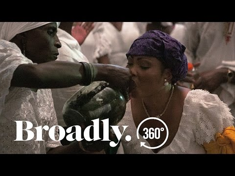 Enter the 360˚ World of Vodou Healing in Haiti