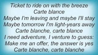 Watch Michael Cretu Carte Blance ride On With The Breeze video