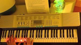 How to Play ~ Imagine ~ John Lennon ~ LetterNotePlayer ©