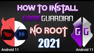 Download How To Install Game Guardian. No Root, Android 11 2021