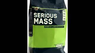 Guerra de Suplementos Serious mass vs Mutant mass