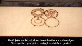 nonessentials.org - products on demand - indigogo campaign video - german subtitles