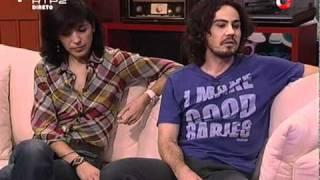 Margarida Pinto Correia e Tiago Salazar / Nilton / 5 Para a Meia Noite