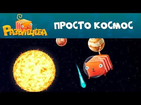 Развлечёба, ты просто космос 💫 Серия о Вселенной | СТС Kids