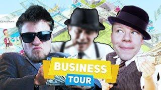 BLADII I PLAGA NISZCZĄ JAKIEGOŚ RANDOMA! ZOBACZ VIDEO!   Business Tour [#48]