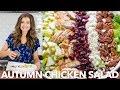 Autumn Chicken Salad Recipe