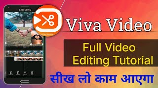 Viva Video Se Video Editing kaise Kare  | Viva Video Full Video Editing Tutorial screenshot 3