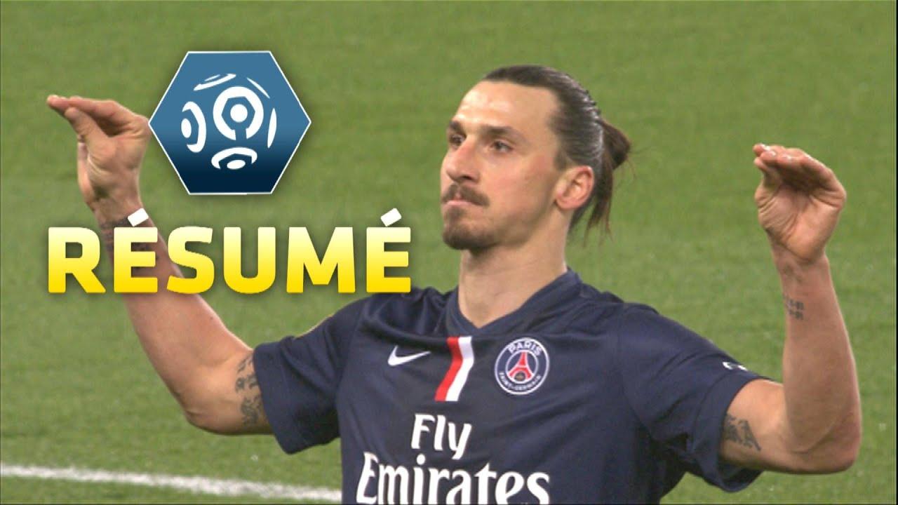 Résumé de la 30ème journée - Ligue 1 / 2014-15