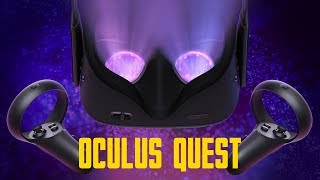 [Cowcot TV] Présentation casque VR Oculus Quest