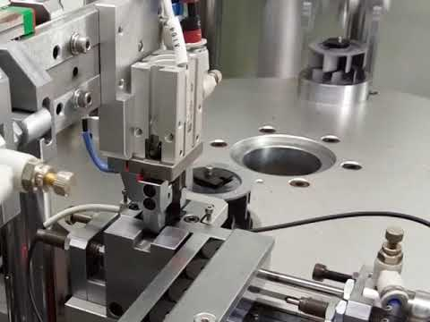 Wind Impeller Automatic Assembly Machine