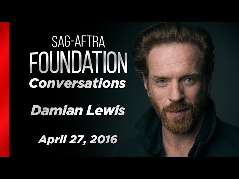 Conversations with Damian Lewis