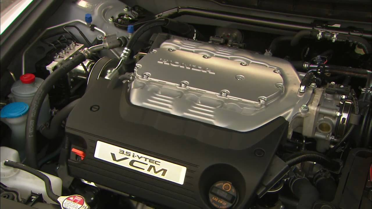 2011 Honda Accord Ex L V6 Hd Video Review Youtube