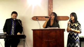 """Rough Side of The Mountain"" Live @ Mountain Ash Church of God"