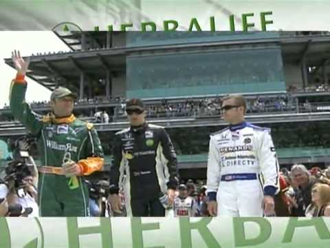 _Herbalife Sponsors Indy Car Driver, Townsend Bell_.flv