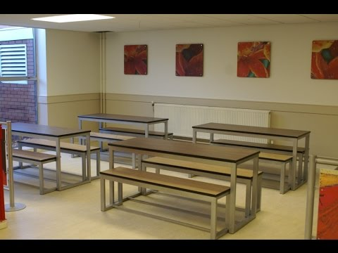 School Dining Tables Folding and Chairs Designs - YouTube