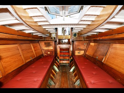 My Classic Boat  Peggy Bawn, G L  Watson 36ft Cutter 1894
