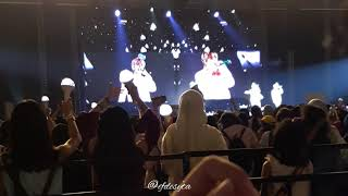 180916 SEVENTEEN (세븐틴) -  Rocket IDEAL CUT in JAKARTA Fancam