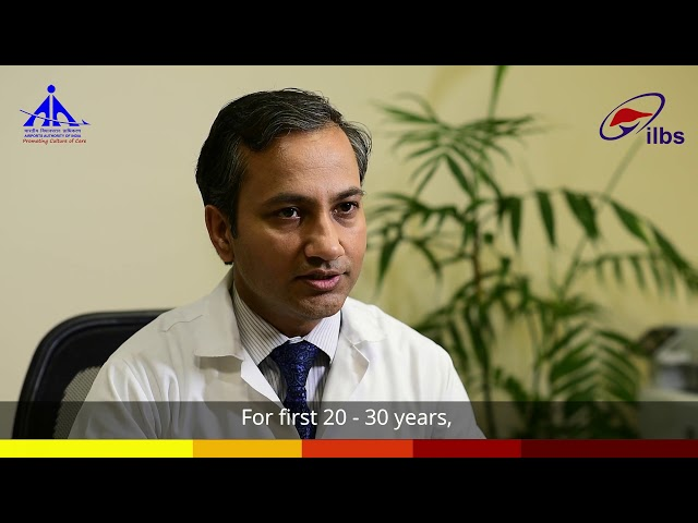 Dr. Rajeev Khanna, Associate Professor, Pediatric Hepatology, ILBS
