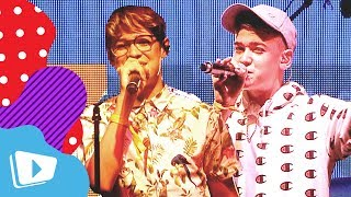 Max & Harvey LIVE on the Festival Stage at VidCon!!