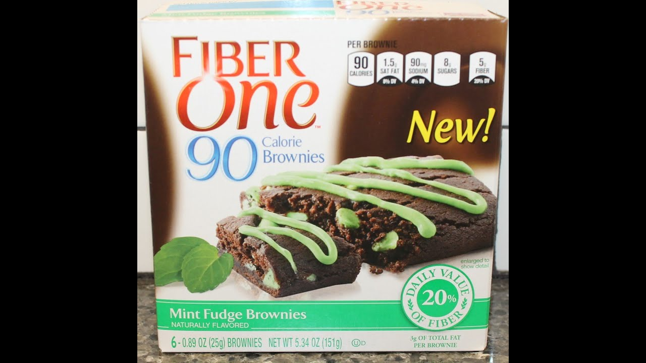 "There you have it! All the reasons why I LOVE the new Fiber One Brownies. Oh wait, I forgot to mention one. If you have ever had a regular Fiber One bar, sometimes you have some ""gaseous"" after effects. Well, these bars do not give you that terrible gas that some people get with Fiber One ."