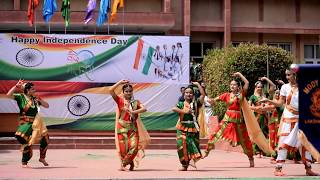Independence Day 2018 performance By School of Legal Studies| Mody university